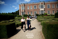 Relaxing Stroll at Temple Newsam Wedding